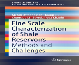 "کتاب ""Fine Scale Characterization of Shale Reservoirs"""