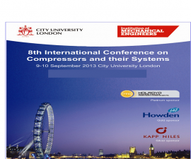 "کتاب""8th International Conference on Compressors and their Systems"""