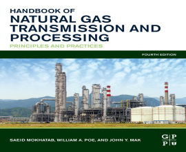 "کتاب""Handbook of Natural Gas Transmission and Processing,4th Edition"""