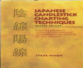 "کتاب ""Japanese Candlestick Charting Techniques"""